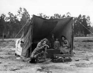 Radium Hot Springs Open Sided Tent