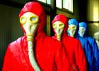 People Wearing Respirators by Wang Guanyi 620x315