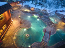Old Town Hot Springs - Steamboat Springs Hot Springs - HotSpringsGuide.net